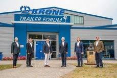 Aloys Schnelte se jubila tras casi 30 años de carrera en el Grupo Krone