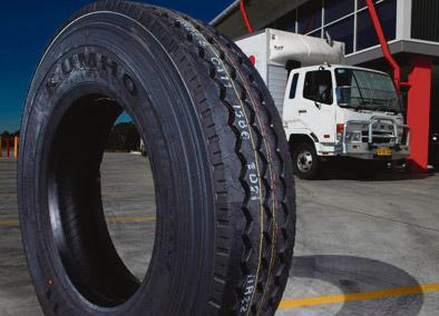 Los neumáticos Kumho, rentabilidad para el transporte