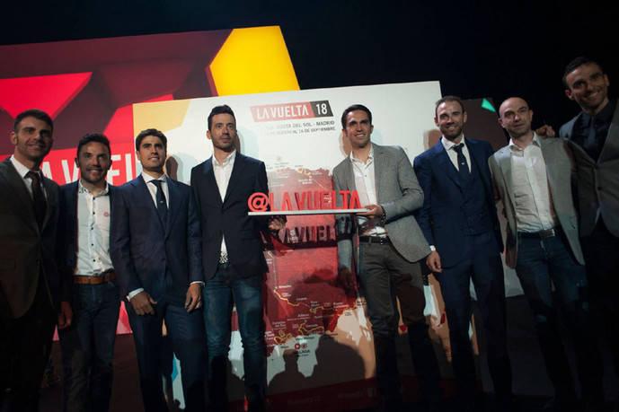Dachser, patrocinador de La Vuelta un año más