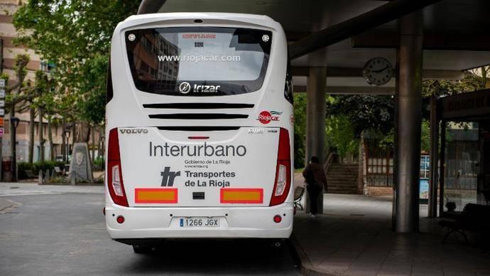 Se aprueba la modificación de los convenios para atender el déficit de explotación de las líneas de transporte que conectan Logroño con Nájera y Montenegro de Cameros