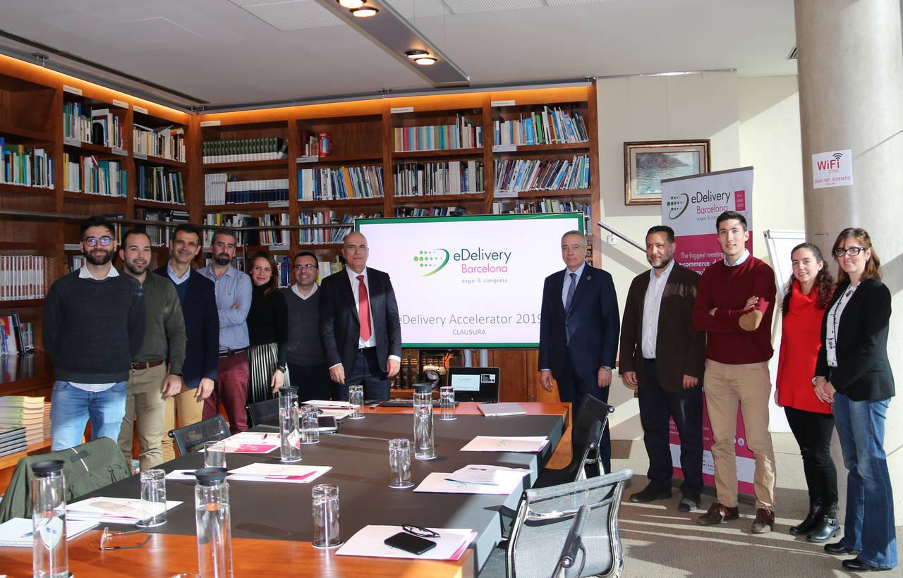 El CZFB y La Salle Technova impulsan ocho Startups del Sector Logístico