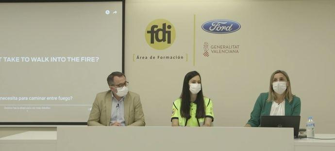 Ford, a NEXOTRANS: 'Las Transit tienen capacidad suficiente para vacunar eficientemente'