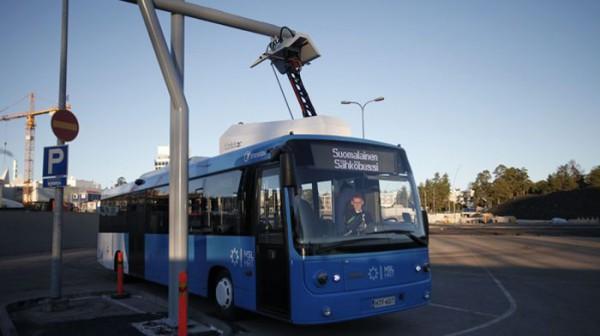 Copenhague confía en los autobuses eléctricos de Linkker movidos por Visedo