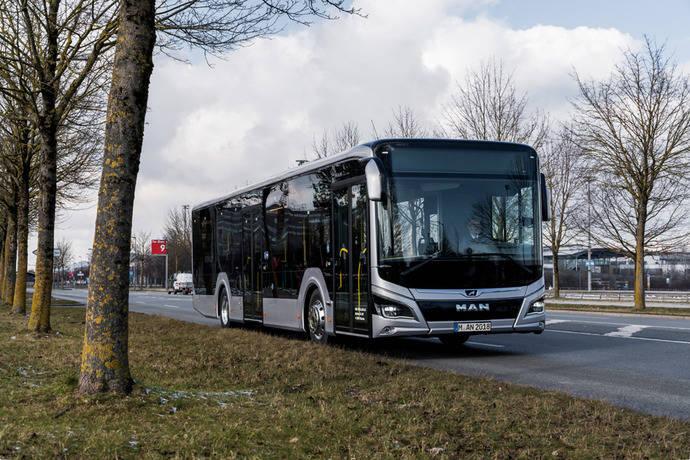 Dos lanzamientos en los MAN BusDays: el renovado Lion's City y el nuevo motor D15