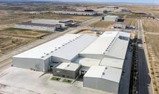 Plataforma Logístico-Industrial de Teruel (Platea).