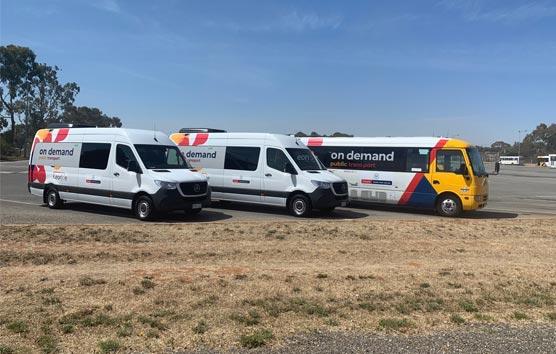 Nuevo servicio de transporte bajo demanda en tiempo real en Lyon