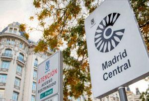 La falta de cambios en Madrid Central pone en peligro el abastecimiento