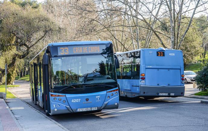 La llegada de los Reyes Magos modifica el servicio de transporte