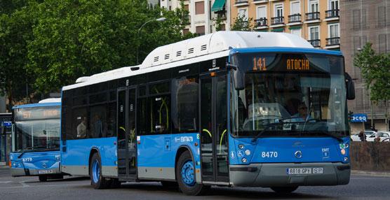 200 nuevos autobuses para la EMT y más de 127 millones para el Consorcio