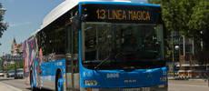La EMT de Madrid cuestiona el autobús sustitutorio de la línea 1 de Metro