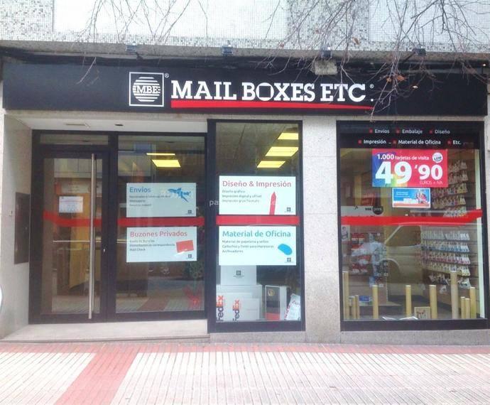 Mail Boxes Etc. suma una nueva tienda en tierras gallegas