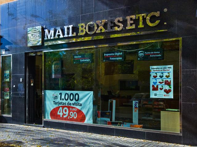 Mail Boxes Etc. inaugura una nueva tienda en Palma de Mallorca
