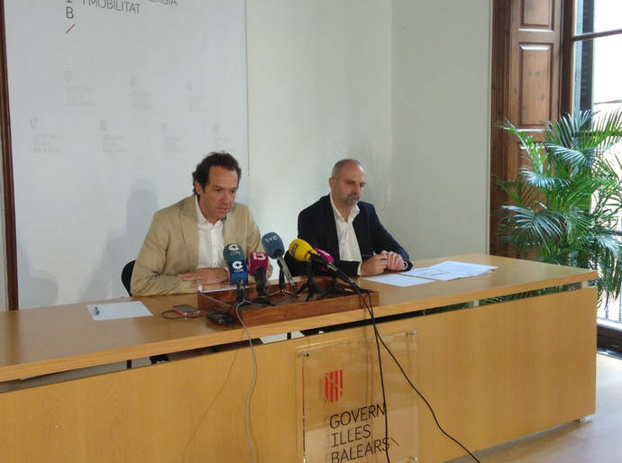 8,8 millones de viajeros, transporte interurbano en Mallorca