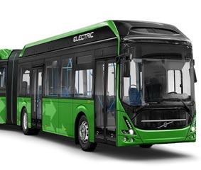 Volvo Buses recibe un pedido de 60 autobuses eléctricos de Malmö