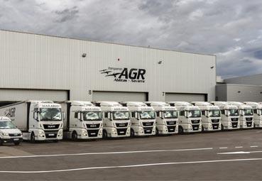 Transportes AGR recibe cuatro unidades de los nuevos MAN