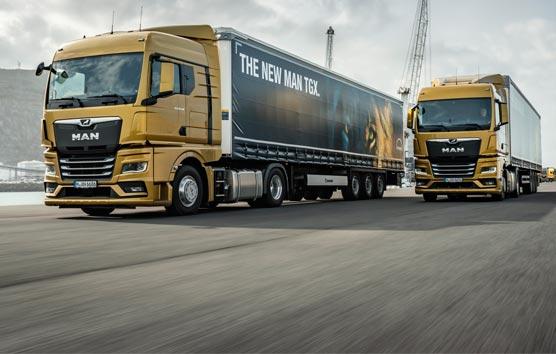 MAN trae a España su nueva generación de camiones que mira al futuro