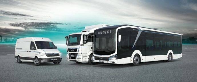 MAN Truck & Bus reclama la acción de los Gobiernos europeos para impulsar los vehículos con propulsiones alternativas