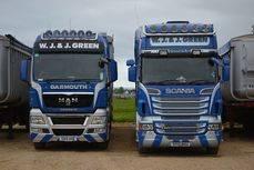 MAN y Scania han sentado las bases para el desarrollo proyectos conjuntos.