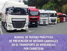 Fegatramer difunde una campaña de prevención de riesgos laborales en el Transporte