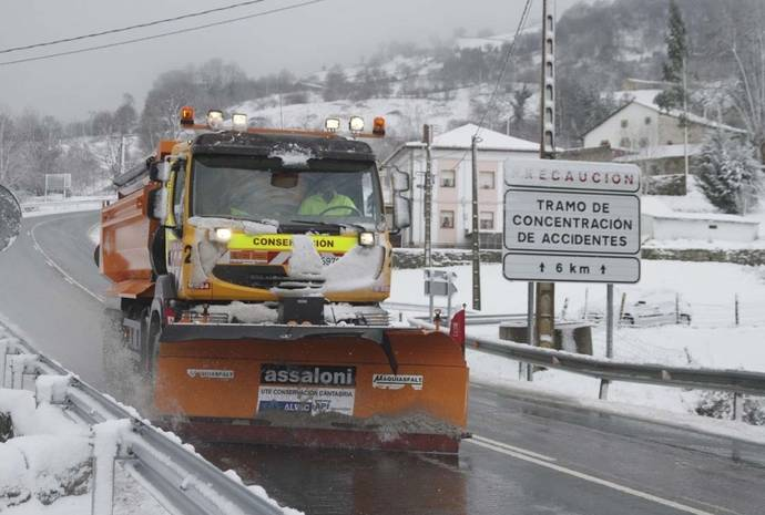 El Race pide buscar soluciones a los problemas en carreteras por nevadas