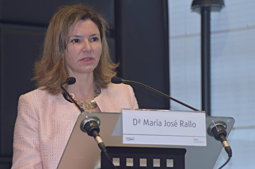 María José Rallo (Mitma): 'Hay que fomentar una mayor presencia de la mujer en el Sector'