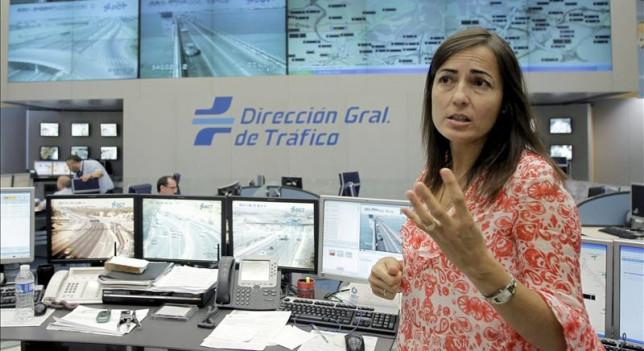 María Seguí dimite de su cargo como directora general de la DGT