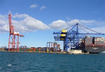 Moldtrans inicia un servicio marítimo con México