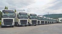 Las matriculaciones de vehículos comerciales ligeros e industriales suben en septiembre