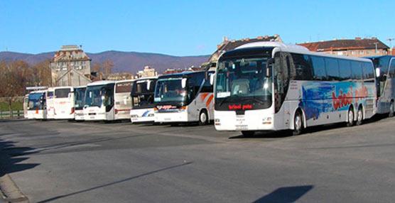 Aumenta la matriculación de autobuses un 1,3% en Europa