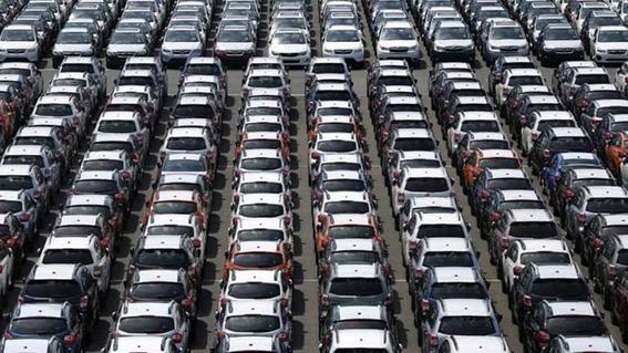 Las matriculaciones de vehículos siguen creciendo en enero