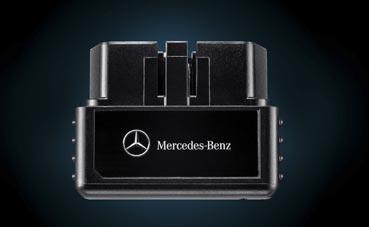 Mercedes-Benz Vans: conectividad inicial y servicios de flota
