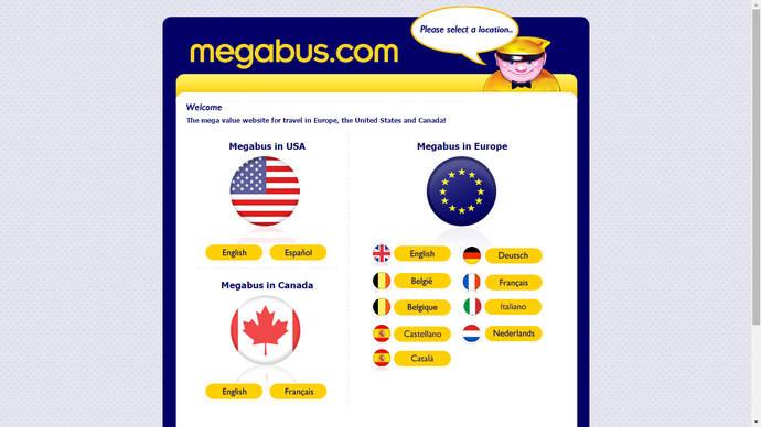 Megabus.com regala 50.000 billetes para viajar por Europa durante este invierno