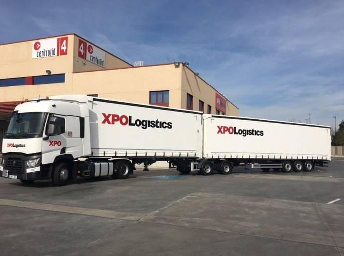 XPO Logistics prevé llegar a los 15 megacamiones a finales de año