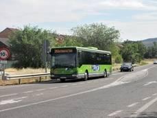 A partir de enero, la línea 285 modificará su trazado en el casco urbano de Mejorada del Campo.