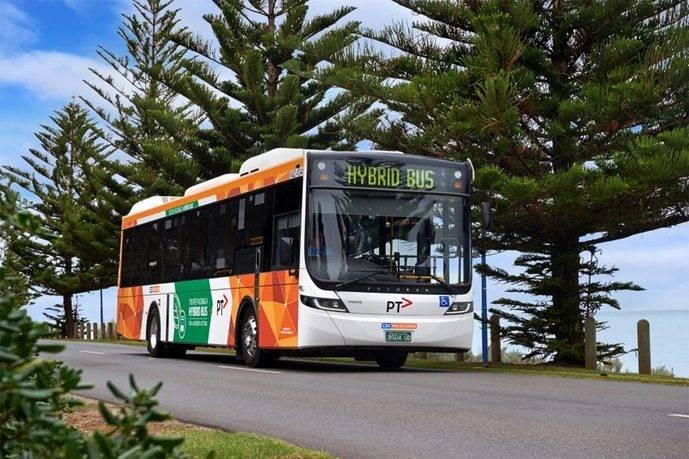 Melbourne se hace con 50 autobuses híbridos de Volvo
