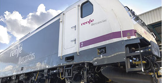 Informe sobre mercancías ferroviarías