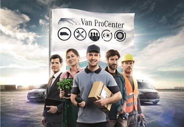 Mercedes-Benz Vans España inicia VanPro adVANce