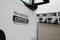 Etiqueta 'certified' para los mejores Mercedes usados
