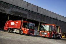 Biffa adquiere 43 nuevos camiones Mercedes