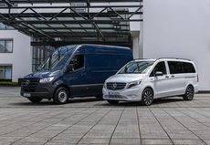 Mercedes-Benz Vans presenta todas sus novedades de este año