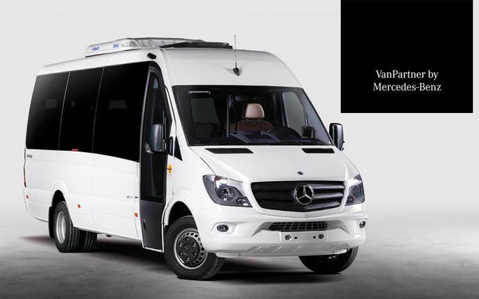 Indcar renueva el cartificado Van Partner de Mercedes