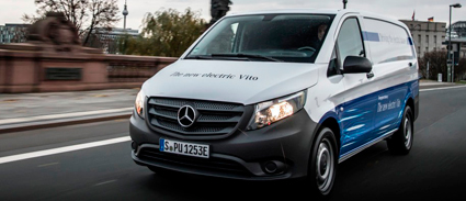 Mercedes-Benz Vans supera los 400.000 vehículos vendidos por primera vez