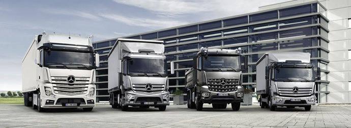 Daimler decide dar una nueva estructura empresarial a Mercedes-Benz España