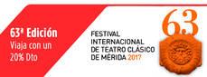 Avanza facilitará el transporte para acudir al festival internacional de teatro clásico de Mérida