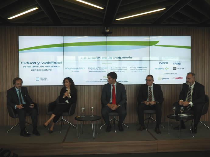El gas natural, la solución viable de Iveco en vehículos industriales