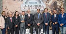 Scania promueve el deporte entre los transportistas y presenta la Farinato Race