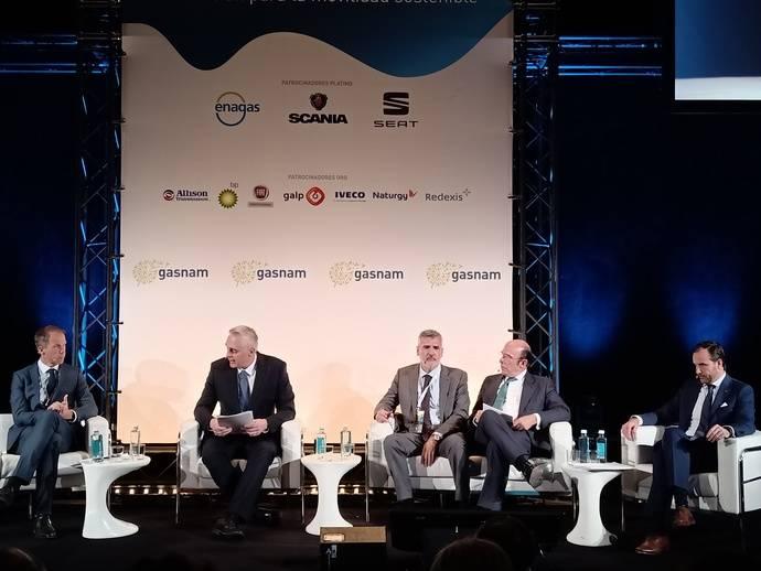 Gasnam introduce el gas renovable como energía de la movilidad futura