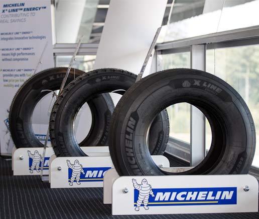 Michelin lanza al mercado sus nuevos neumáticos