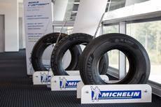 Los nuevos neumáticos lanzados por Michelin.
