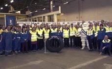Michelin Aranda alcanza los 50 millones de neumáticos